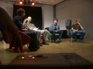 debat kopiefeest Leuven