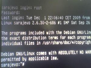 Linux kern 2.6.32 is nu uit