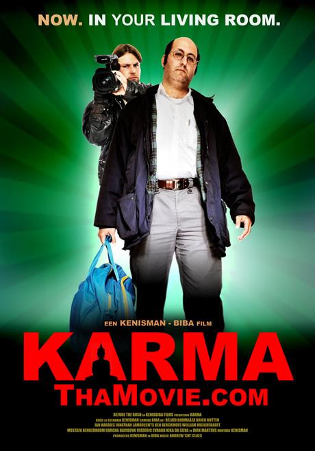 Karma, de film (affiche/flyer)