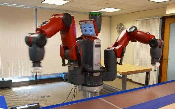 Foto: Robotten nog niet werkloos