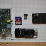 Foto Raspberry Pi: Alles bij elkaar