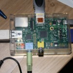 Foto Raspberry Pi Close Up