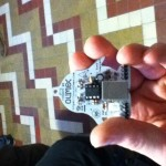 Arduino soldeerbord, andere kant
