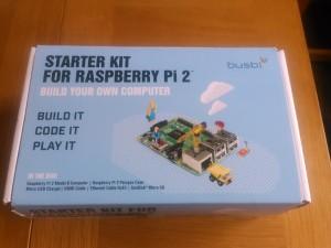 Raspberry pi starterkit