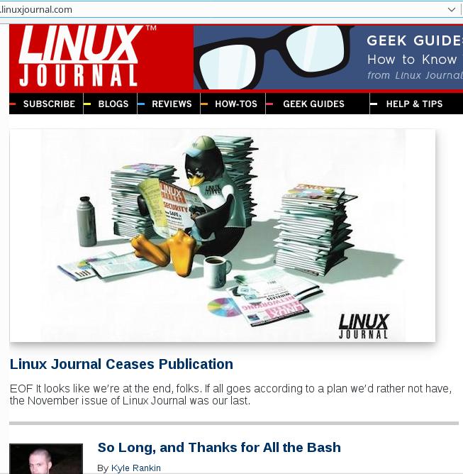 EOF-LinuxJournal