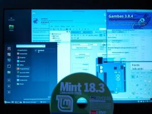 Linux Mint Installatie