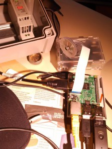Pi Voeding Camera